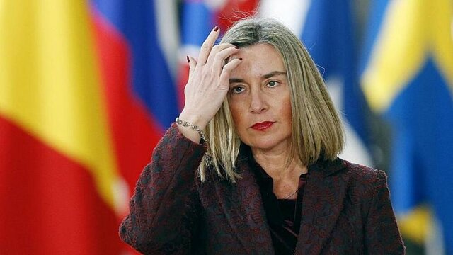 على الرغم من بعض الاحتجاجات ، أصبحت فيديريكا موغيريني مديرة الكلية الأوروبية