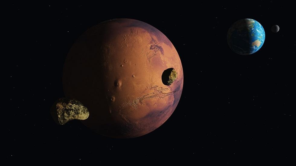 تحذيرات من انتقال فيروسات غريبة من المريخ إلى الأرض!