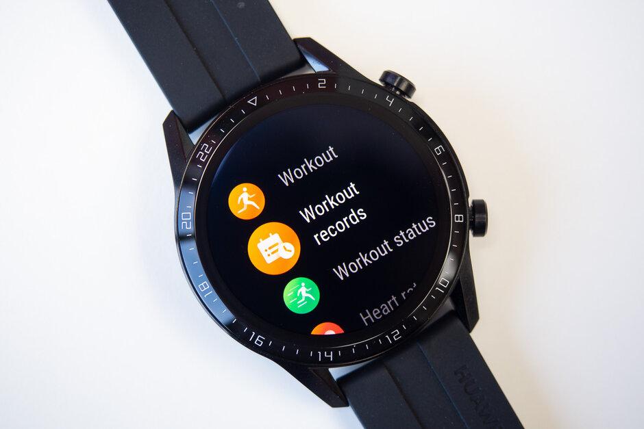 مراجعة Huawei Watch GT2