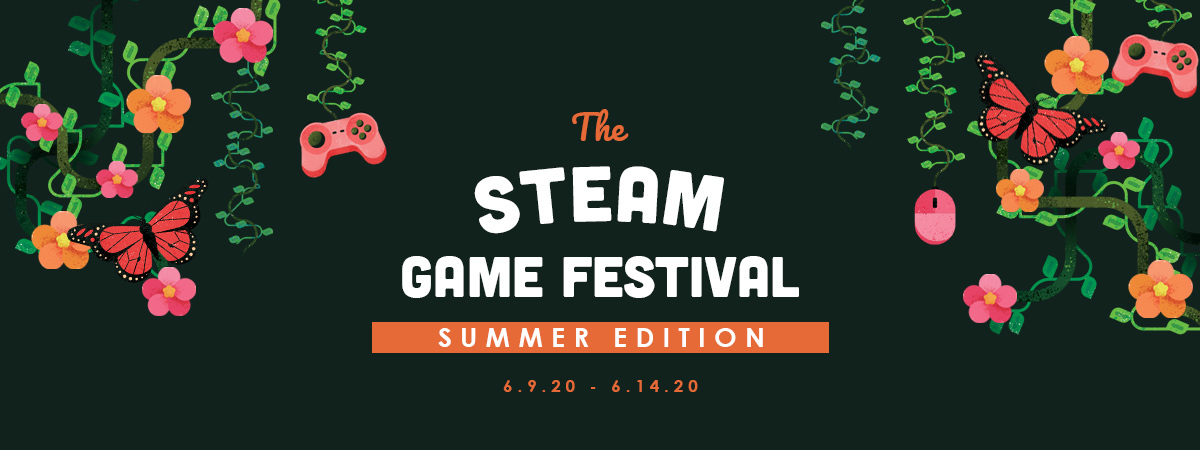 Steam Game Festival معرض