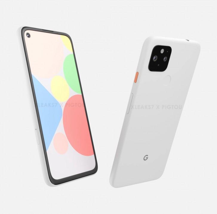 في ما يلي نظرة على Google Pixel 4a XL الذي تم إلغاؤه