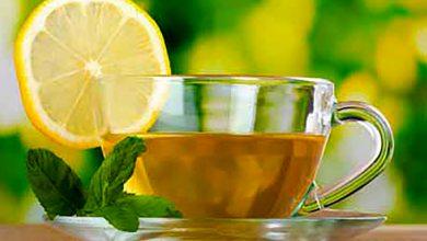 Photo of أضف عصير الليمون إلى الشاي الأخضر
