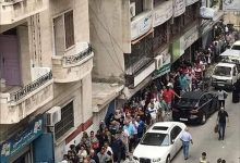 Photo of سوريا.. طابور جديد للحصول على علبة تبغ
