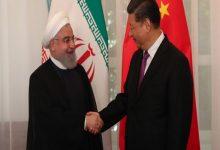 صورة ميدل إيست آي: تعاون إيران مع الصين يعزز مكانتها الاقليمية