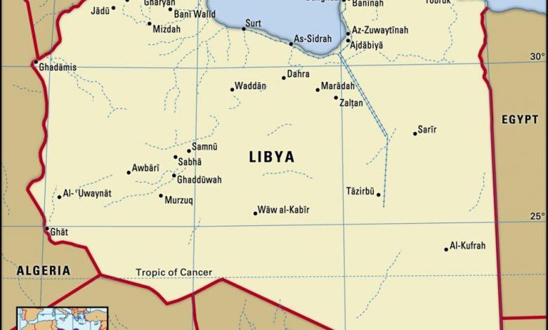صورة دور القوى الأجنبية في ليبيا