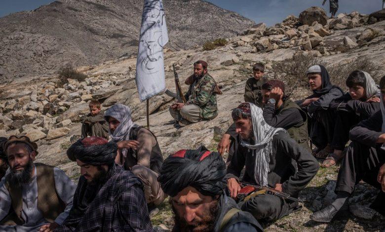صورة وجهات نظر متناقضة حول أفغانستان ما بعد الحرب داخل طالبان