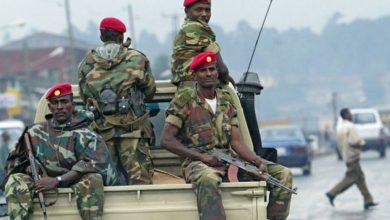 صورة تكهنات حول استعداد إثيوبيا لعمل عسكري واسع النطاق في المستقبل القريب