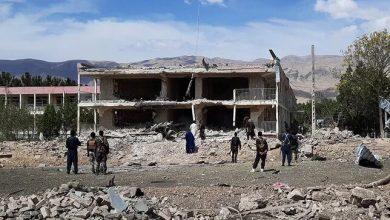 صورة اتفاق ترامب طالبان النهائي ؛  لا توجد علامة على السلام