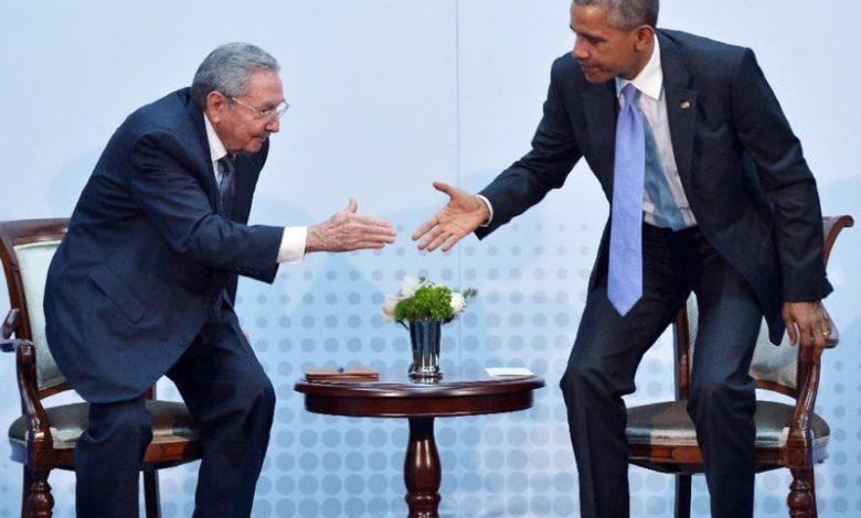 صورة جمدت العلاقات الأمريكية الكوبية لمدة خمس سنوات بعد الاحترار