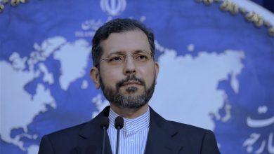 صورة طهران: الاتصالات مستمرة مع القاهرة بشان الإيرانيين الذين تم إنقاذهم في المتوسط