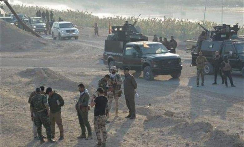 صورة العراق.. إطلاق عملية أمنية لتأمين جزيرة الكرمة والعثور على مضافات لداعش