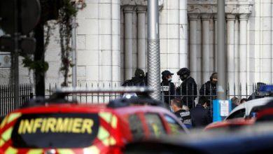 صورة مصدر بالشرطة الفرنسية يتحدث عن قطع رأس امرأة