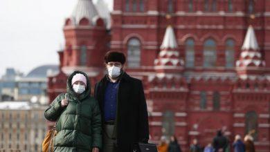 صورة روسيا تسجل أعلى حصيلة وفيات وإصابات يومية بكورونا منذ بداية الجائحة