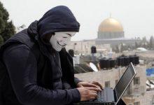 """صورة """"اسرائيل"""" تحت الهجمات السيبرانية وابن سلمان مطلوب قضائياً"""