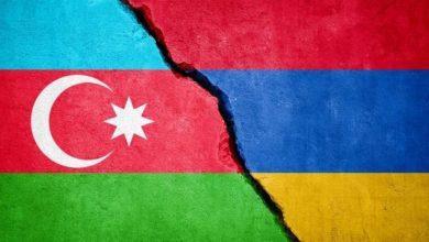 صورة اختتام اجتماع طويل بين وزيري خارجية أذربيجان وأرمينيا في جنيف
