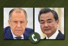 صورة الصين وروسيا تبحثان الحفاظ على الاتفاق النووي مع إيران