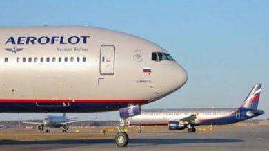 صورة استئناف الرحلات الجوية بين روسيا وايران بدءا من الاربعاء